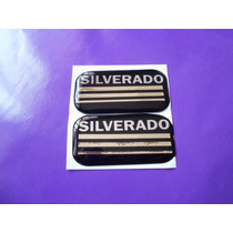 Emblemas Silverado Camioneta Chevrolet