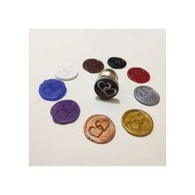 Barras Silicon Lacre De Colores 5 Paquetes.