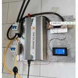 Multimetro De Panel Solar, Bateria Voltaje Dc Coriente Power