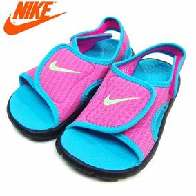 Sandália Nike Infantil Sunray Adjust 4 100% Original 10c N26