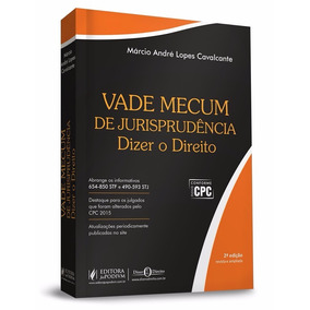 Ebook Vade Mecum De Jurisprudência - Dizer O Direito(2017)2