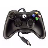 Control-joystick Pc Con Cable Usb Xbox 360+cd Con Los Driver
