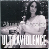 Lana Del Rey Ultraviolence Cd