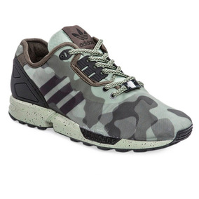 adidas Flux Decon Color Bla/neg/gris (us 8) (uk7.5) 1366