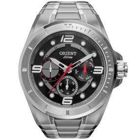 016a7dcaaef Relogios Orient Mostrador Preto - Relógios no Mercado Livre Brasil