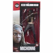 Boneco Original Mcfarlane The Walking Dead Michonne 18cm