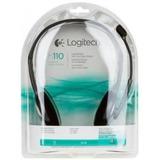 Audifonos Logitech Stereo Headset H110