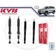Kit 4 Amortecedores Kayaba Toyota Hilux Sw4 2005 Até 2015