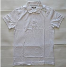 281b84198 Camisa Forum Masculina - Camisas Masculinas Branco no Mercado Livre ...