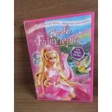 Dvd - Barbie Fairytopia - Um Novo Filme! Novo - Lacrado