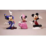 Kit Festas Mickey Mouse Minnie Disney Decoração Aniversários
