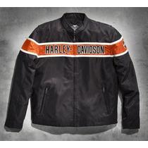 Chamarra-chaqueta Casual Harley Davidson-pra Hombre Original