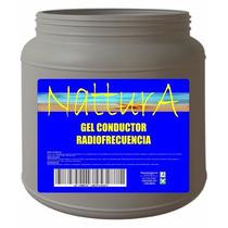 1kg Gel Conductor Nattura Radiofrecuencia 1kg