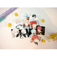 Set De 10 Stickers Mystic Messenger Anime 707 Zen Yoosung