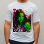 Camiseta She Hulk Blusa Marvel Hq Comic Quadrinhos Baby Look