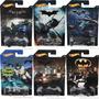 Batman Batimovil Batmobile Serie 2015 Hot Wheels 6 Piezas!!!