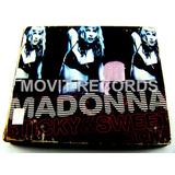 Madonna Sticky & Sweet Tour Cd + Dvd 2010