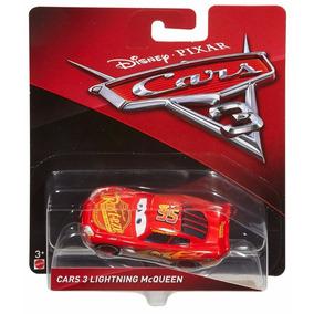 Disney Cars 3 Lightning Mcqueen 2017 Novo Carro Relampago