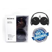 Fone De Ouvido Headphone Sony Zx Series Dobrável Sony
