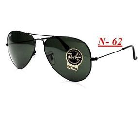 3e9121f610dc0 Óculos Ray Ban 8015 Aviador Armação Preta Lente Verde - Calçados ...