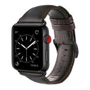 Pulseira Couro Premium Para Apple Watch Series 6/5 44mm Hoco