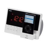 Reloj Despertador Digital Am/fm Con Entrada De Usb, Ipod