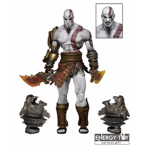 Figura De Ação Kratos - Ghost Of Sparta - God Of War 3