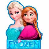 7 Display Frozen Mdf Decoração Centro Mesa Lindo Só 4,80un*