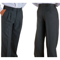 Pantalónes De Vestir Caballeros Talla 36 Talla38