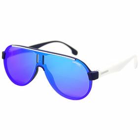 7d41a3fd7356e Oculos De Sol Masculino Carrera Azul - Óculos no Mercado Livre Brasil