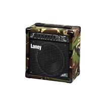 Amplificador Para Guitarra Laney 35w - Lx 35 Camo