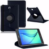 Capa Giratória Couro Samsung Para Tablet S2 8 Polegadas T715