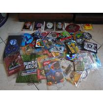 Lote De Articulos Coleccinables Retro De Barcel, Sabritas