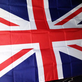 Bandera Uk Reino Unido Medida Oficial 90 X 1.50