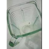 Vaso De Vidrio Para Licuadora Oster, Con Su Tapa