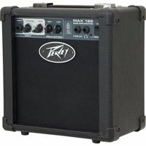 Amplificador De Bajo Peavey Max 126 10 Watts Musica Pilar