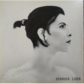 Lp/ Disco De Vinil Marina Lima O Chamado