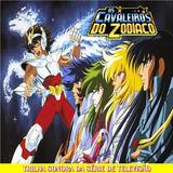 Cd Os Cavaleiros Do Zodíaco Especial - Trilha Sonora