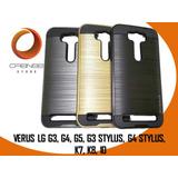 Forro Protector Verus Lg K8 / Lg Phoenix 2 / Escape 3 (k373)