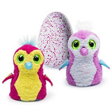 Hatchimals Penguala - Rosa / Amarillo