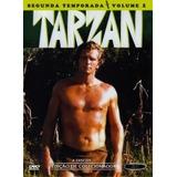 Dvd Tarzan - Segunda Temporada Vol 1 (4 Dvds)