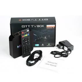 Convertidor Smart Tv Box Hd 4k Sistema Android 1ram Potente