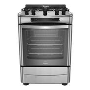 Cocina Whirlpool Wf360xg Mg Inox 4h C/grill Nuevo Ahora 12