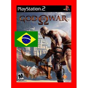 God Of War 1 Dublado Em Português-br Ps2