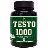 Tribulus Terrestris Testo 1000 - 120 Tabletes 60% Saponinas