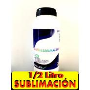Tinta Sublimación Importada X Medio Litro Garantizada