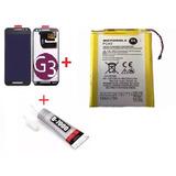 Moto G3 Xt1544 Xt 1543 Tela Display+ Bateria+ Cola