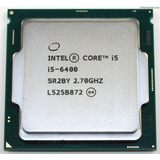 Intel Core I5 6400 6ta Generación Gamer