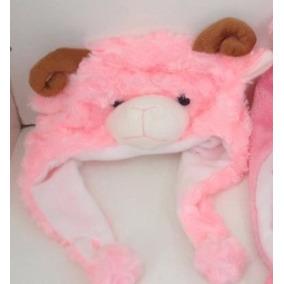 Touca De Animal Gorro Animais - Acessórios da Moda Femininas no ... e77b32abaad