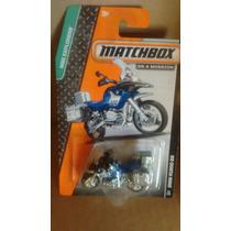 Matchbox Bmw R1200 Gs Azul